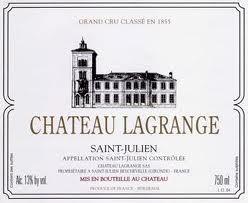 2015 Château Lagrange - St.-Julien