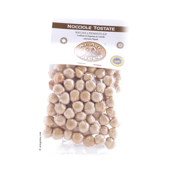 100g Geröstete Haselnüsse 'Nocciola Piemonte IGP' - Nocciole Sacco