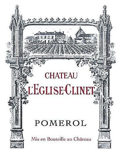 2018 Château L'Eglise-Clinet - Pomerol