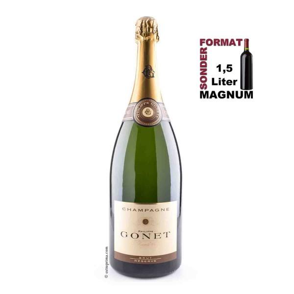 Champagne Brut Grande Réserve | 1,5-Ltr. Magnum