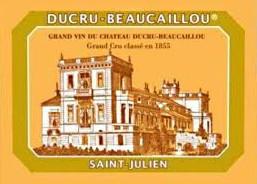 2018 Château Ducru-Beaucaillou - St.-Julien