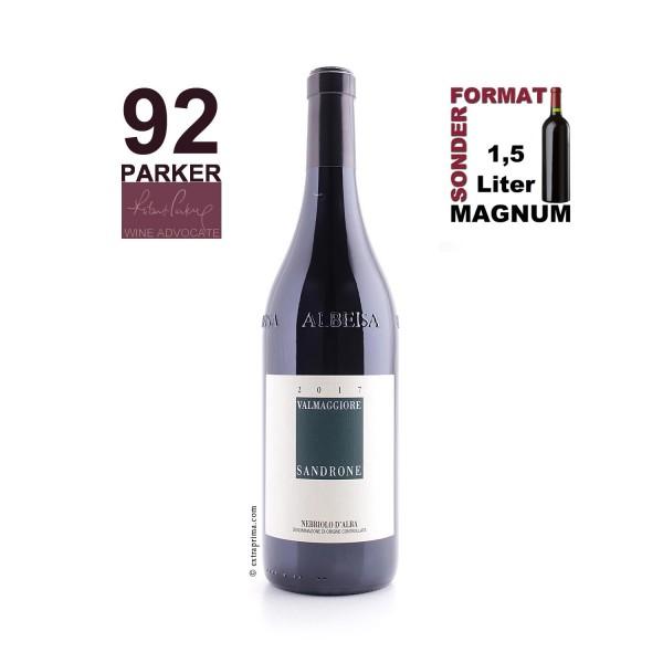 2017 Nebbiolo d'Alba 'Valmaggiore' MAG 1,5-Ltr.