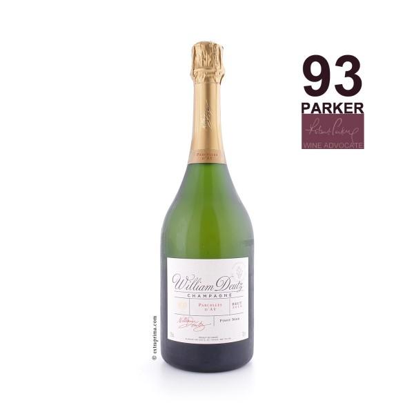 2010 Champagne Brut Pinot Noir Parcelles d'Ay Hommage a William Deutz