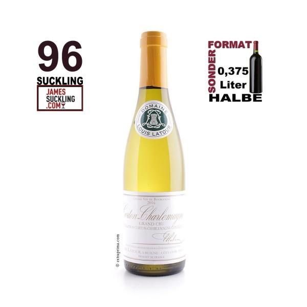 2016 Corton-Charlemagne Grand Cru   Halbe 0,375-Ltr.
