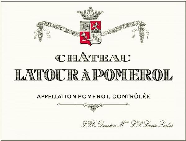 2017 Château Latour a Pomerol - Pomerol
