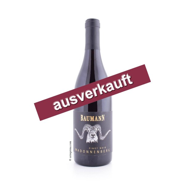 2018 Pinot Noir Madonnenberg