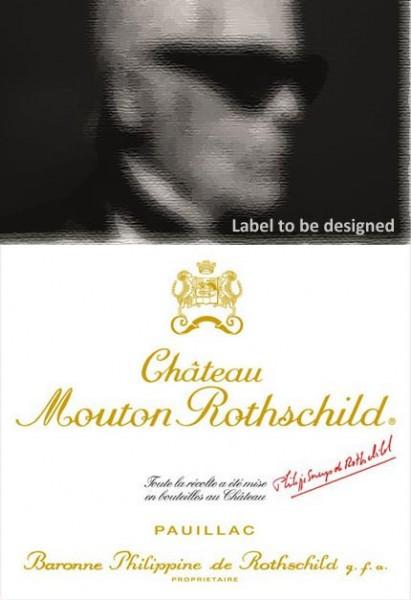 6er OHK | 2017 Château Mouton-Rothschild - Pauillac