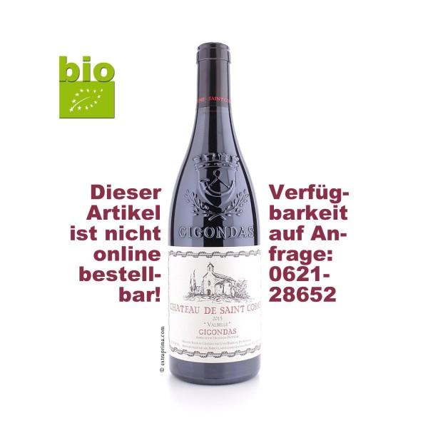 2015 Gigondas Cuvée Valbelle - BIO
