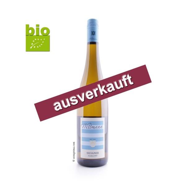 2017 Silvaner trocken - Wittmann -bio-