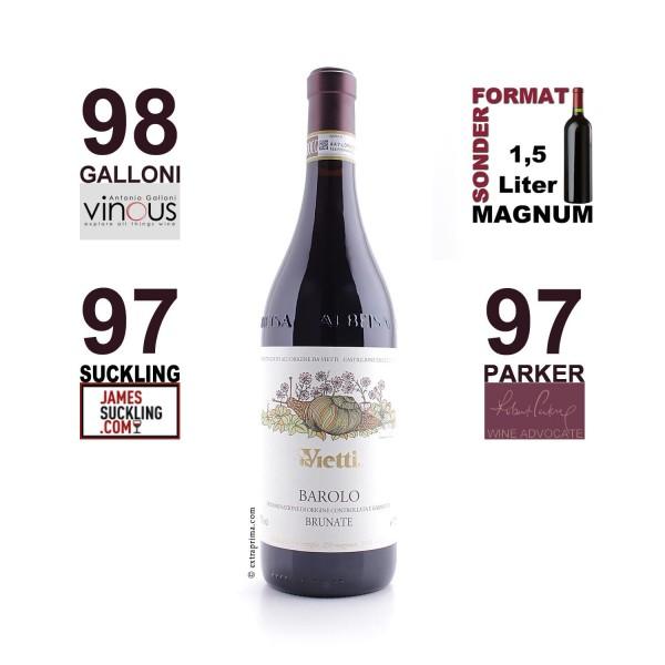 2016 Barolo Brunate   MAG 1,5-Ltr.