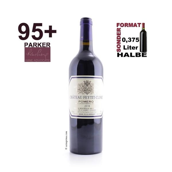 2016 Château Feytit-Clinet - Pomerol | Halbe 0,375-Ltr.