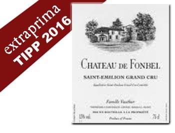 2016 Château de Fonbel - St.-Emilion