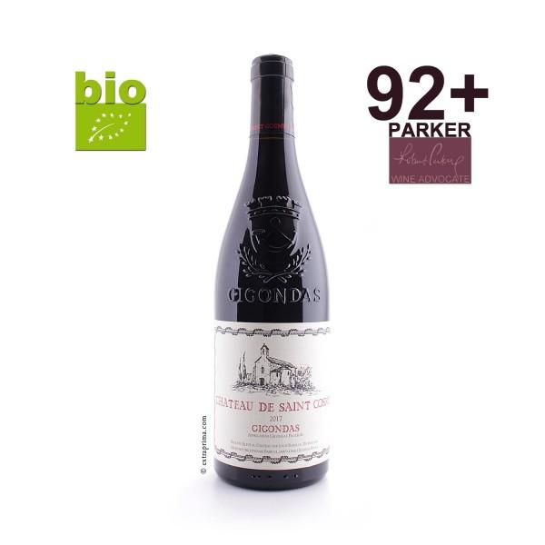 2017 Gigondas Cuvée Tradition - Saint Cosme -bio-