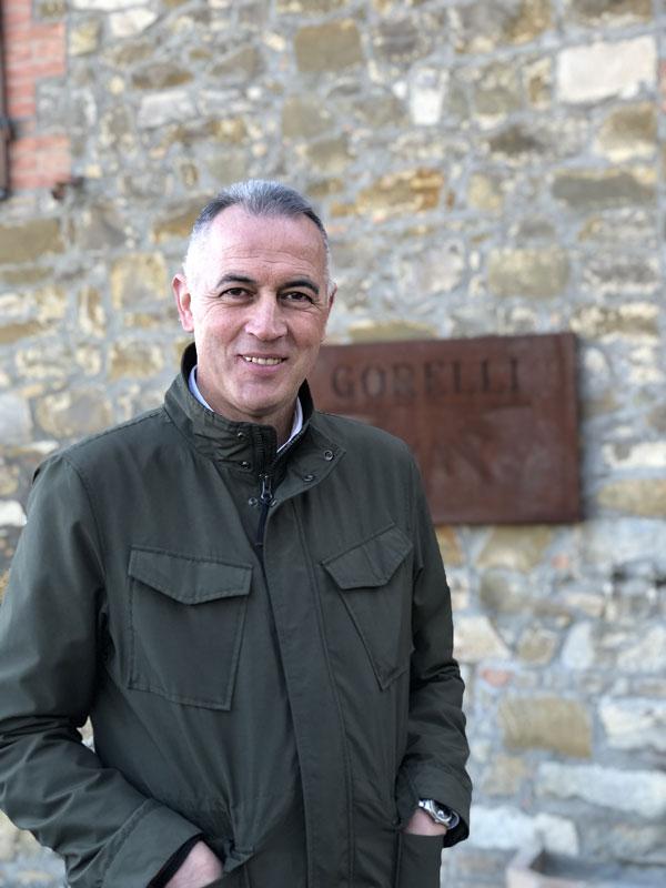 Giuseppe Gorelli - Montalcino