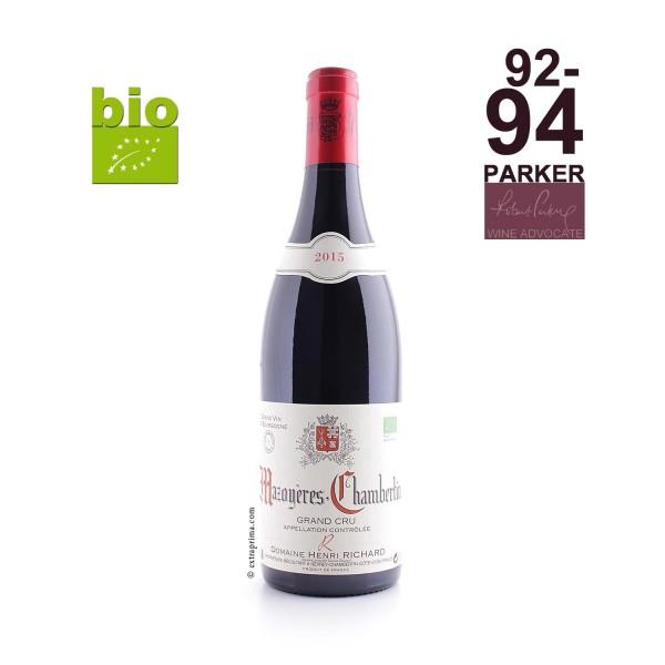 2015 Mazoyères-Chambertin Grand Cru -bio-