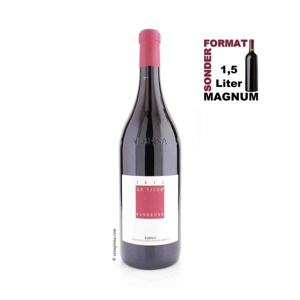 2012 Barolo Le Vigne   Magnum