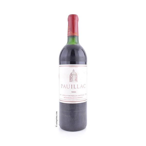 1990 Pauillac de Château Latour - Pauillac