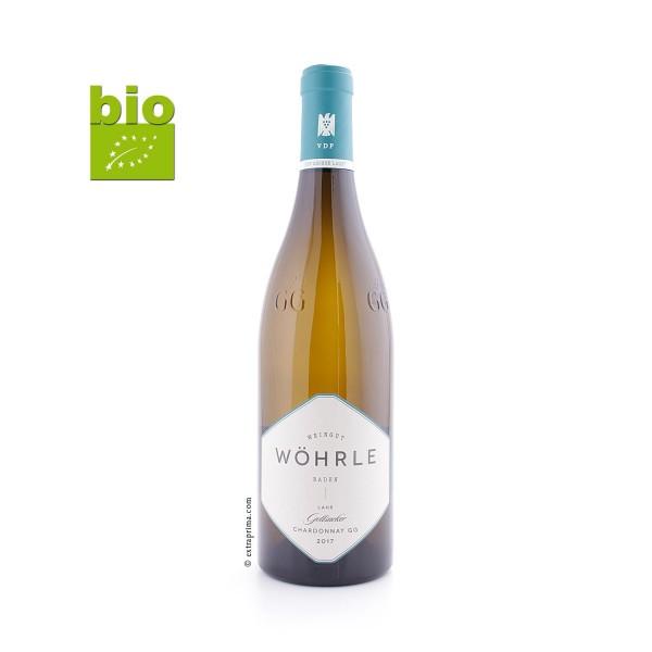 2017 Chardonnay Gottesacker GG - Wöhrle -bio-