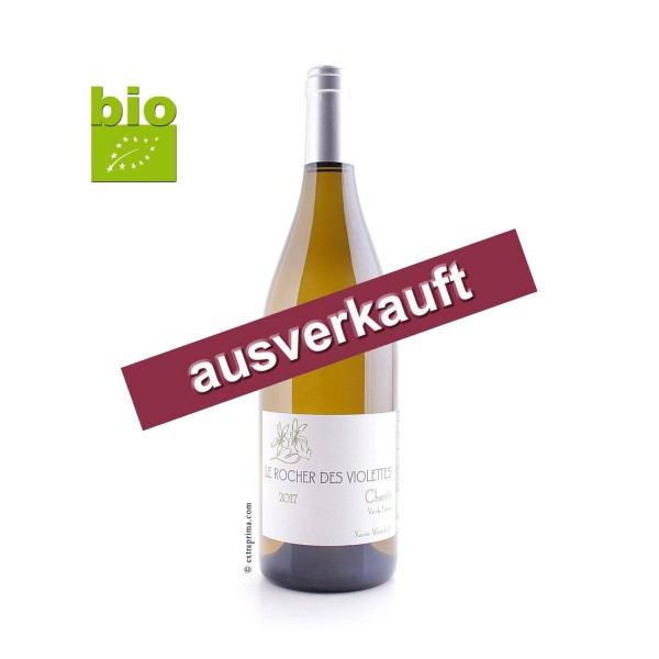 2017 Chenin Blanc Vin de France -bio-