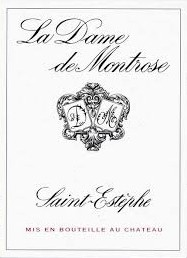 2018 La Dame de Montrose - St.-Estèphe