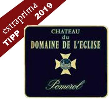 2019 Château du Domaine de l'Eglise - Pomerol