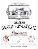2017 Château Grand Puy Lacoste - Pauillac