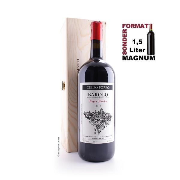 2016 Barolo 'Vigna Rionda' | MAG 1,5-Ltr.