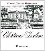 2016 Château Dalem - Fronsac