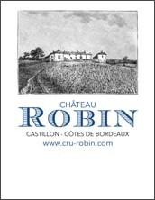 2019 Château Robin - Castillon