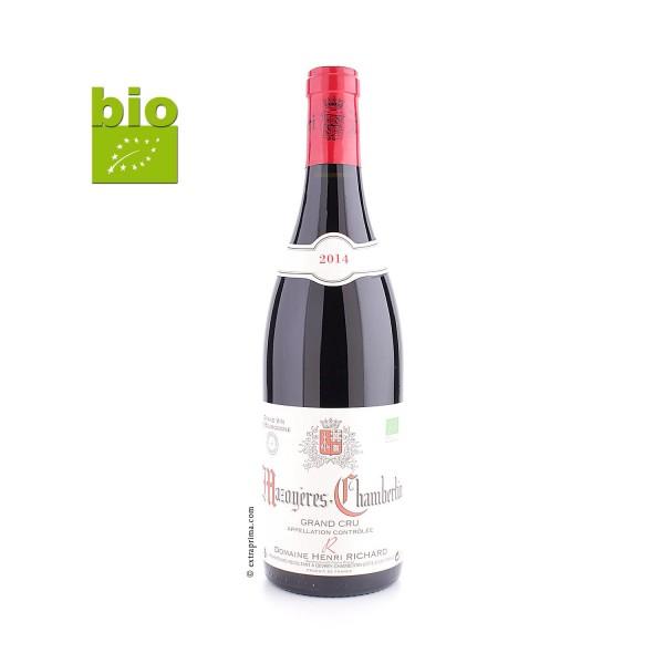2014 Mazoyères-Chambertin Grand Cru - Henri Richard - BIO