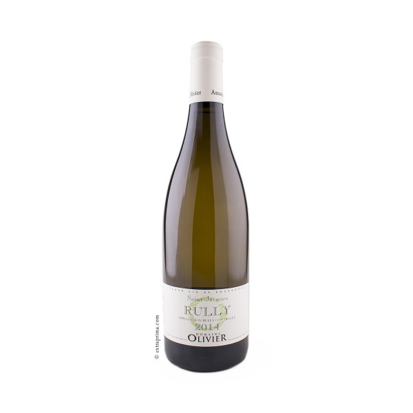 2015 Rully Saint Jacques