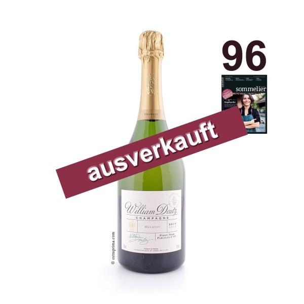 2012 Champagne Brut Pinot Noir 'Meurtet' Hommage a William Deutz
