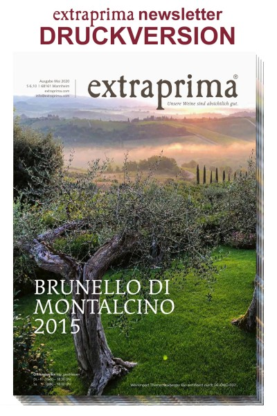 Druckversion newsletter Mai 2020 | Brunello di Montalcino 2015