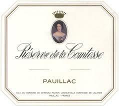 2018 Réserve de la Comtesse - Pauillac