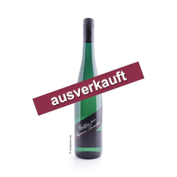 2018 Riesling Kirchberg GG - Heymann-Löwenstein