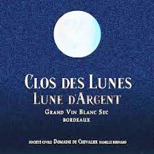 2018 Lune d'Argent - Bordeaux blanc