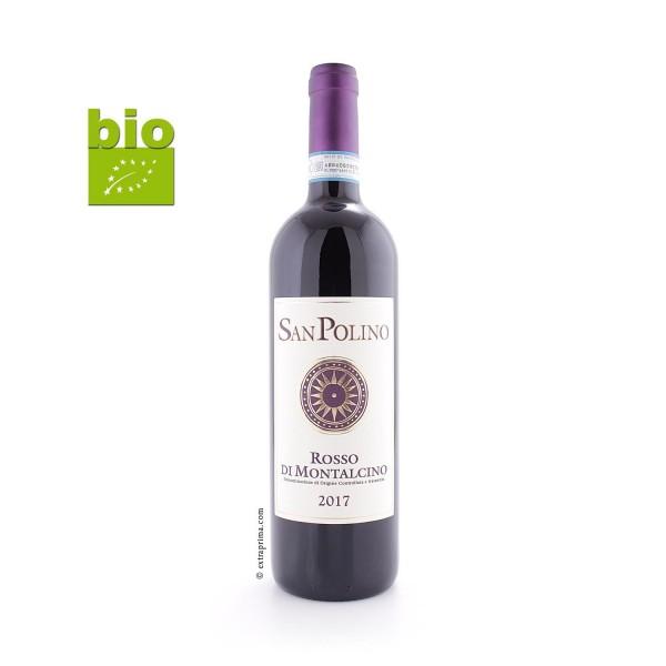 2017 Rosso di Montalcino - San Polino -bio-