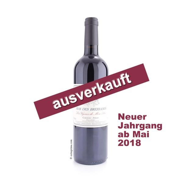 """2015 Cabernet-Syrah """"Les Vignes de mon Père"""""""