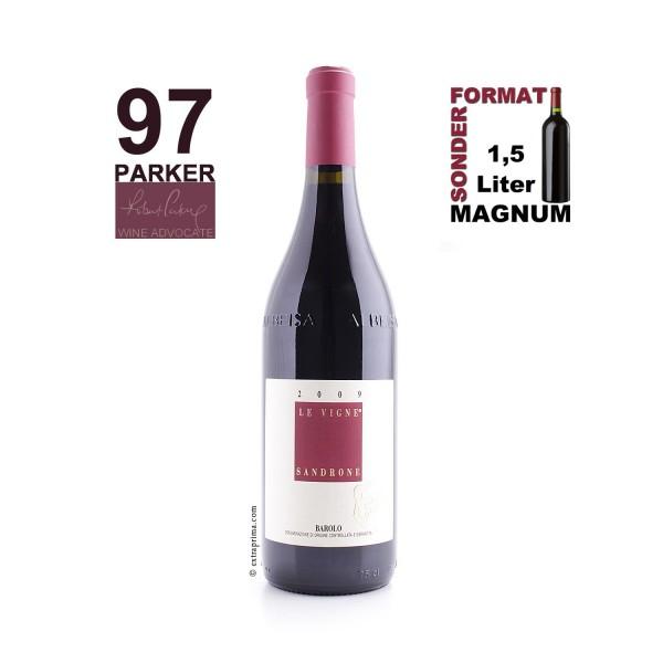 2009 Barolo 'Le Vigne' Sibi et Paucis | MAG 1,5-Ltr.