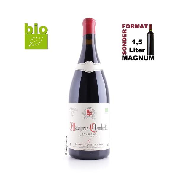 2017 Mazoyères-Chambertin Grand Cru | MAG 1,5-Ltr. -bio-