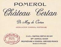 2018 Château Certan de May - Pomerol