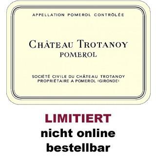 2018 Château Trotanoy - Pomerol