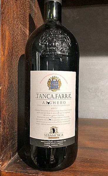 2001 Tanca Farrà Alghero - Sella & Mosca | Magnum 1,5-ltr.