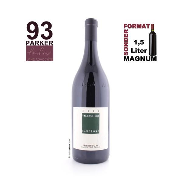 2012 Nebbiolo d'Alba 'Valmaggiore' Sibi et Paucis | 1,5-Ltr. Magnum