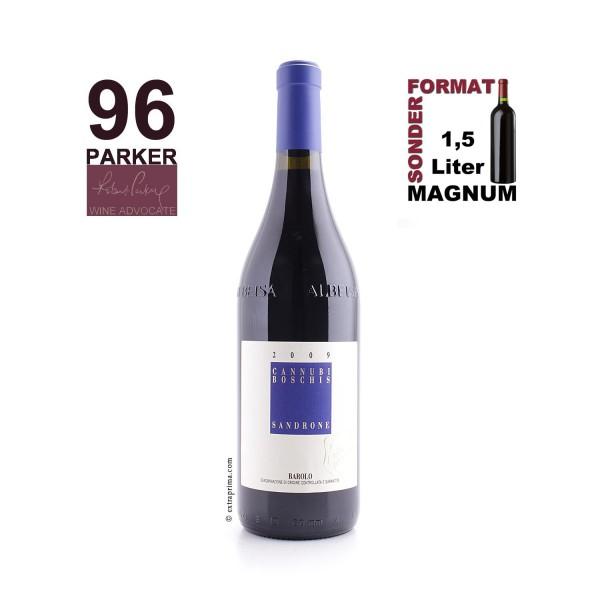 2009 Barolo 'Cannubi Boschis' - Sibi et Paucis | MAG 1,5-Ltr.