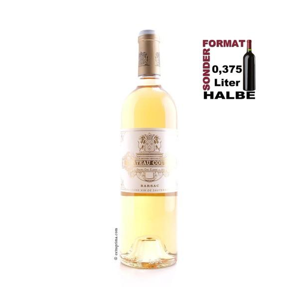 2017 Château Coutet - Barsac | Halbe 0,375-Ltr.