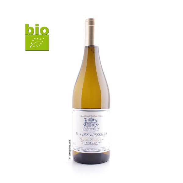 2020 Costières de Nîmes blanc Tradition -bio-