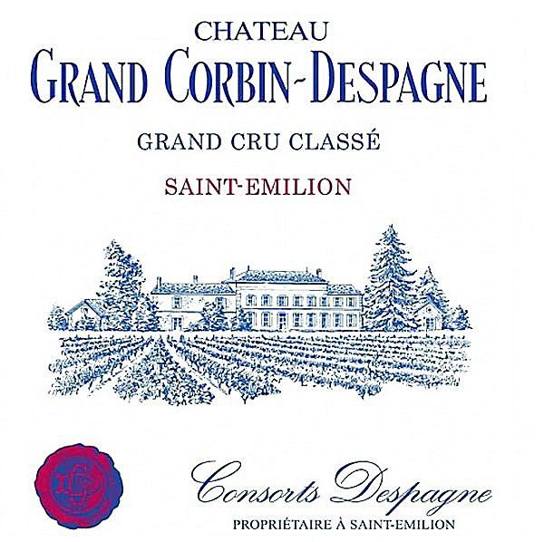 2018 Château Grand Corbin Despagne - St.-Emilion