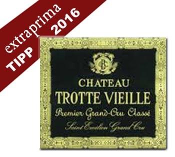 2016 Château Trotte Vieille - St.-Emilion