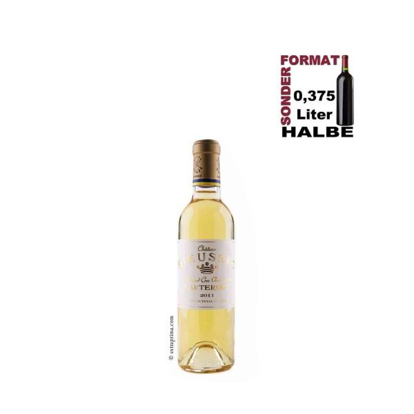 2011 Château Rieussec - Sauternes | Halbe 0,375 ltr